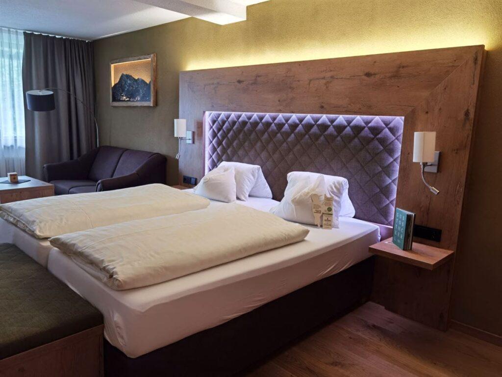 Empfehlenswertes Seefeld Hotel in der schönen Leutasch